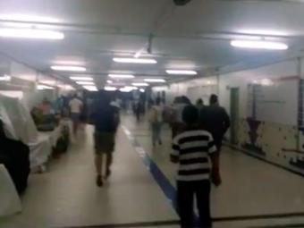 A discussão causou alvoroço nos corredores da instituição - Foto: Reprodução
