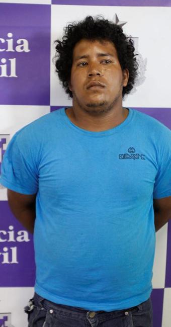 Adriano foi preso na madrugada desta quarta, 12, em Ouriçangas - Foto: Edilson Lima | Ag. A TARDE