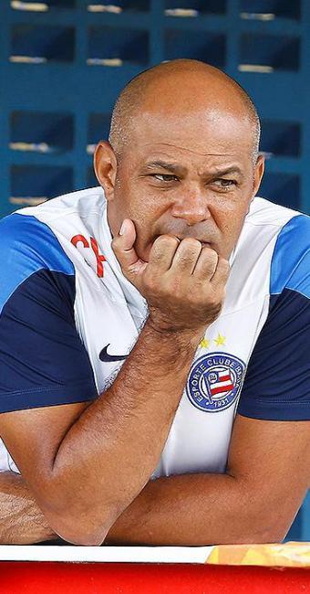 Charles Fabian, treinador do Bahia - Foto: Eduardo Martins   Ag. A TARDE