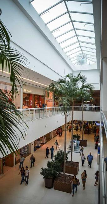 Principais shoppings da cidade vão abrir - Foto: Erick Sales   Ag. Servphoto