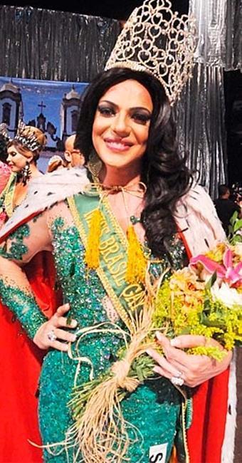 Pietra Accioly representou o estado de São Paulo - Foto: Genilson Coutinho   Divulgação