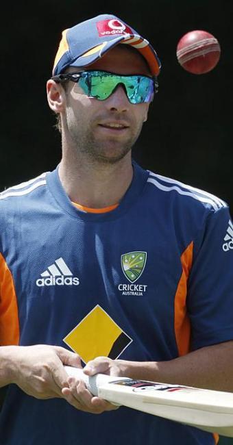 Na terça-feira, 25, Hughes perdeu a consciência ao receber uma bolada - Foto: Agência Reuters