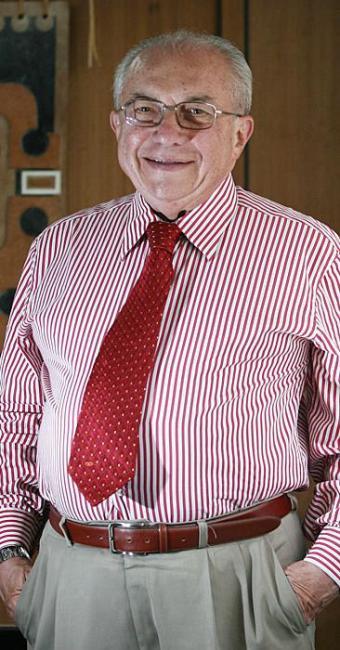 Edivaldo Machado Boaventura é homenageado dentro das comemorações de seus 80 anos de idade - Foto: Raul Spinassé | Ag. A TARDE