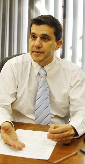 Ruy Nestor Bastos Mello, procurador regional eleitoral - Foto: Eduardo Martins | Ag. A TARDE