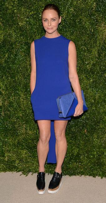 Stella é adepta da moda sustentável - Foto: Evan Agostini | Invision | AP