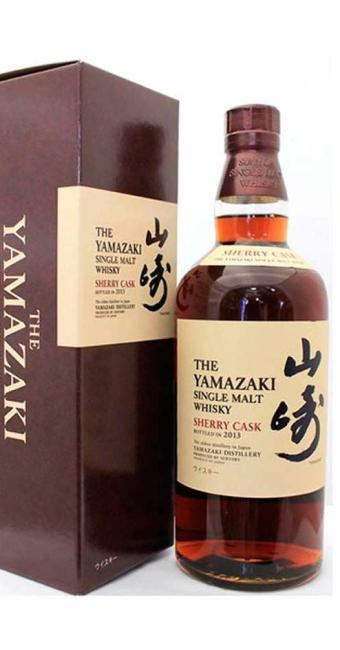 Yamazaki Single Malt Sherry Cask 2013 recebeu nota 97,5 de 100 - Foto: Divulgação