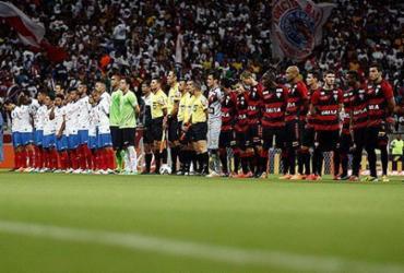 Bahia estreia na Fonte Nova e Vitória viaja para o sul; confira tabela