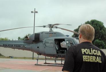 PF apreende aviões em campo de pouso de Vitória da Conquista
