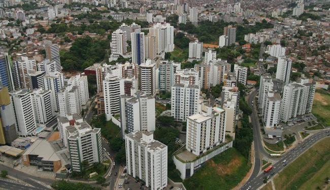 A Unidade de Desenvolvimento Humano da Cidade Jardim tem IDHM de 0,959 - Foto: Arestides Baptista   Ag A TARDE   13.04.2003
