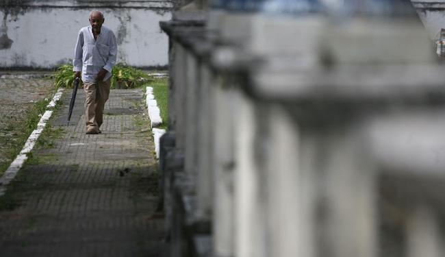 Tombado em 1980, o abrigo D. Pedro II atualmente tem 74 idosos - Foto: Raul Spinassé | Ag. A TARDE | 29.07.12