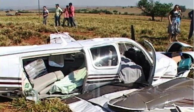 Anac diz que avião modelo A36 tinha documentos em dia e plenas condições de voo - Foto: Divulgação l www.macaranireporter.com.br