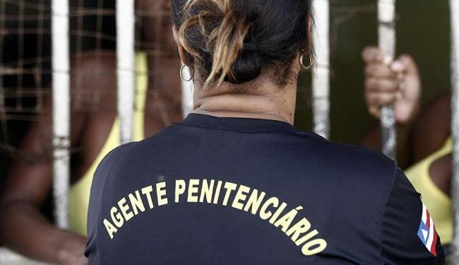 O concurso selecionará 490 novos alunos do Curso de Formação de Agente Penitenciário - Foto: Luiz Tito | Ag. A TARDE