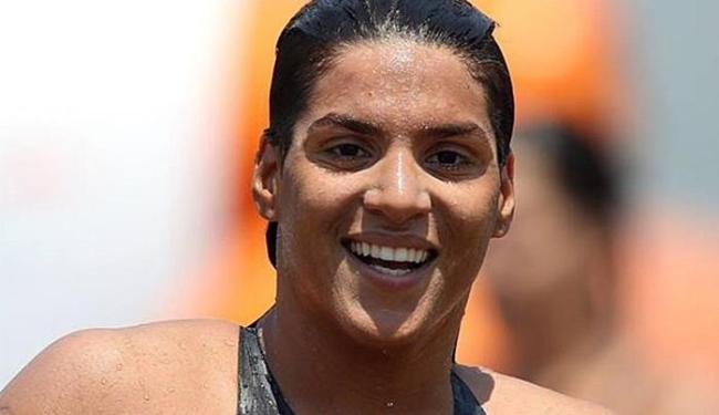 Melhor da Maratona Aquática, baiana Ana Marcela concorre a prêmio máximo - Foto: Reprodução l Instagram