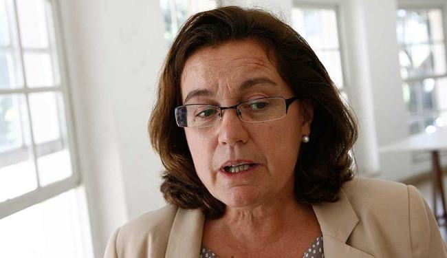 Ana Paula Zacarias, chefe da delegação da União Europeia no Brasil - Foto: Marco Aurélio Martins | Ag. A TARDE