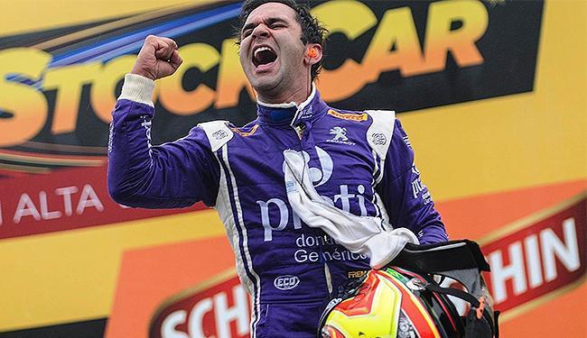 Piloto amazonense é o 6º colocado na temporada - Foto: Duda Bairros l Vicar