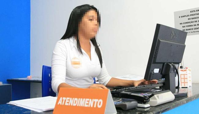 Função de atendente está disponível com 10 vagas - Foto: Foto: Valdenir Lima