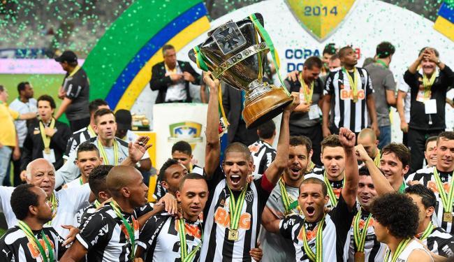 Atlético-MG derrotou o bicampeonato brasileiro, Cruzeiro - Foto: Igor Coelho   Agência I7   Estadão Conteúdo
