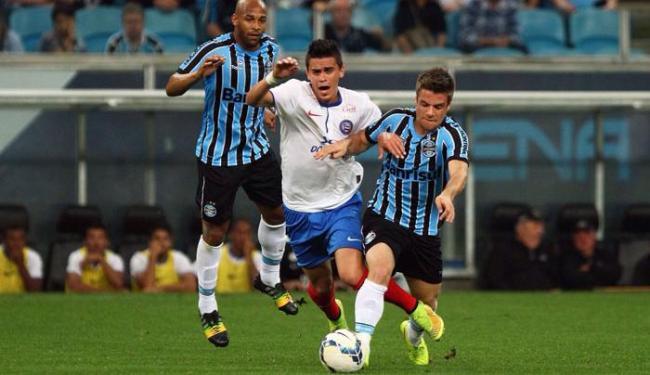 Horário do confronto ainda será decidido pela CBF - Foto: Roberto Vinicius | Agência O Globo