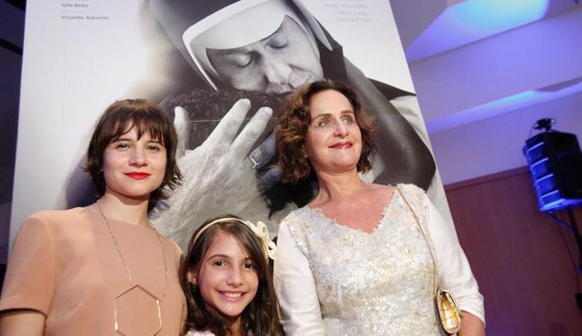 Bianca, Sofia e Regina, as três