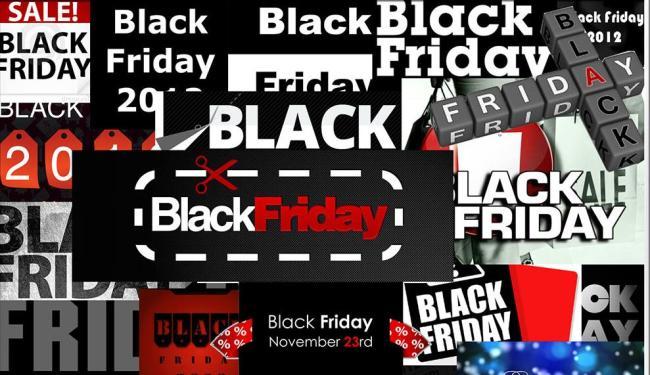 O dia de descontos do Black Friday será em 28 de novembro - Foto: Reprodução