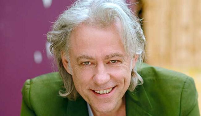 Bob Geldof é o idealizador do projeto - Foto: Divulgação