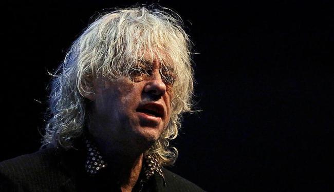 Geldof reuniu celebridades em Londres para regravar sucesso de 30 anos - Foto: Kevin Coombs | Reuters