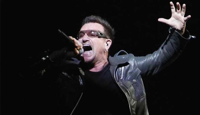 Bono sofreu acidente de bicicleta no Central Park em Nova York - Foto: Divulgação