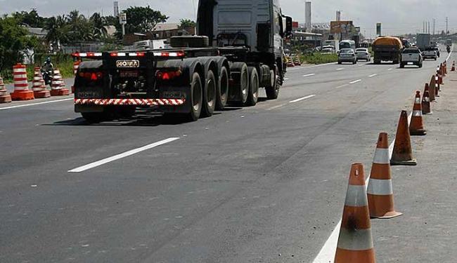 Obras, que começaram nesta segunda-feira, 24, serão concluídas no próximo domingo, 30 - Foto: Marco Aurélio Martins   Ag. A TARDE