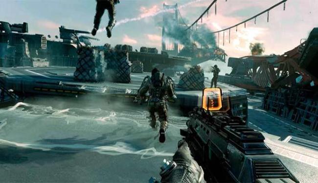Novo game da série é Call of Duty: Advanced Warfare, lançado neste mês - Foto: Divulgação