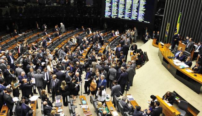 A Câmara terá de votar o segundo turno da PEC, o que deve ocorrer semana que vem - Foto: Luís Macedo   Câmara dos Deputados   4.11.2014