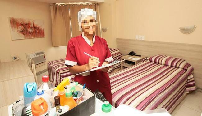 Camareira é uma das vagas para trabalho em cruzeiro - Foto: Mila Cordeiro | Ag. A TARDE