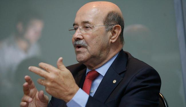 Presidente da Fieb se tratava contra um câncer - Foto: Marco Aurélio Martins   Ag. A TARDE   4.4.2014