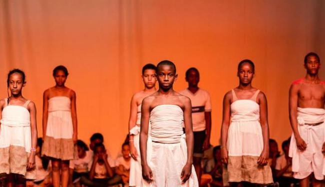 Alunos de doze escolas municipais se apresentam no espetáculo - Foto: Wendell Wagner | Divulgação