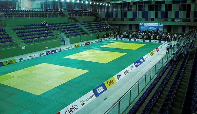 Seleções de Brasil e Itália estreiam complexo esportivo domingo - Foto: Eduardo Martins | Ag. A TARDE