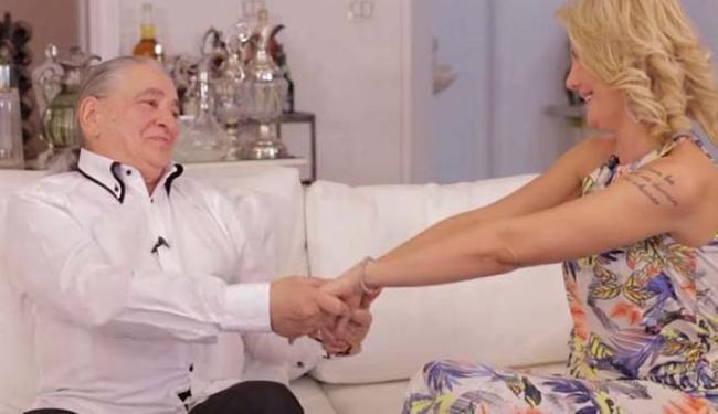 Vicente disse que as netas não foram visitar Marcos após a operação - Foto: Reprodução | Facebook