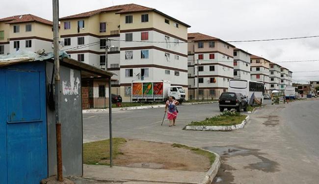 A polícia está em busca dos traficantes da localidade conhecida como Cidade de Plástico - Foto: Luciano da Matta | Ag. A TARDE