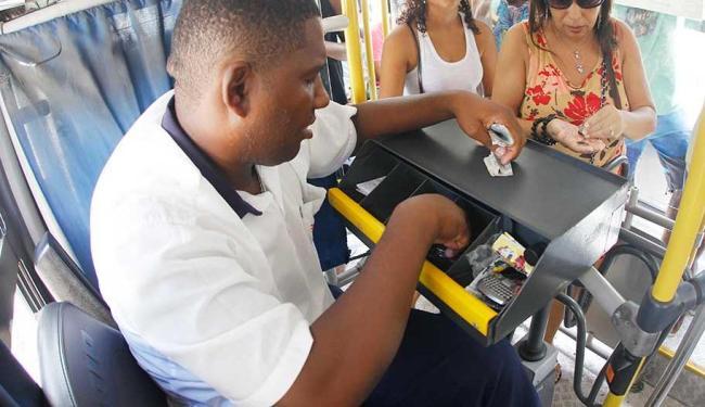 Função de cobrador de transporte coletivo tem vagas para pessoas com deficiência - Foto: Lúcio Távora | Ag. A TARDE