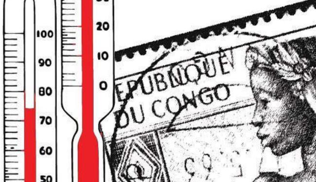 Congo - Foto: Editoria de Arte A TARDE