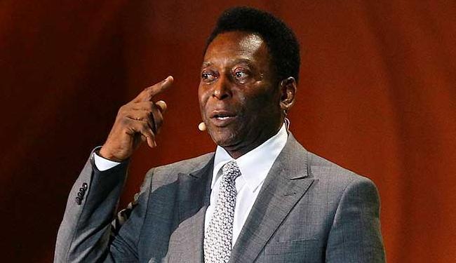 O quadro de Pelé é estável, segundo hospital - Foto: Eduardo Martins   Ag. A TARDE