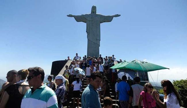 Ver o Cristo vai custar R$ 62 a partir deste sábado - Foto: Agência Brasil