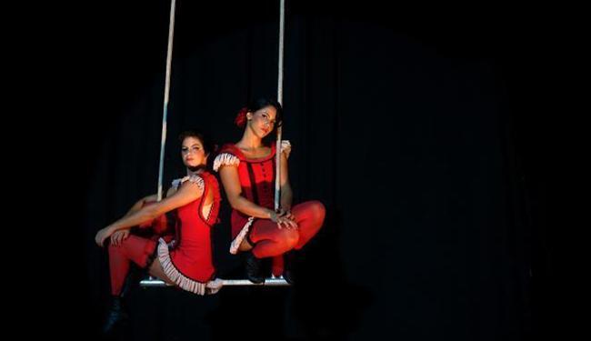 O dinheiro arrecadado será utilizado para comprar uma nova lona e reformar o Circo - Foto: Divulgação