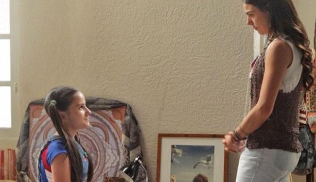 Cláudia descobre que Sandra e Rafael vão se casar escondido - Foto: Reprodução   TV Globo