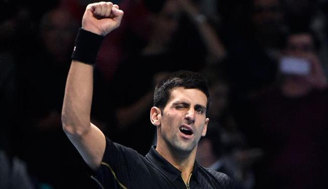 Djokovic fechou o jogo pelo placar de 6/1, 3/6 e 6/0, em 1h27min - Foto: Toby Melville | Ag. Reuters