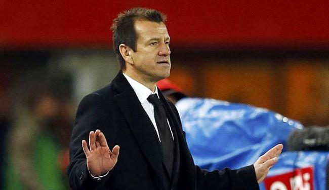 Invicta, equipe de Dunga tem 1.316 pontos no ranking da Fifa - Foto: Agência Reuters