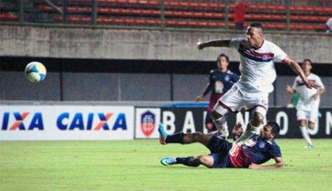 Jacuipense arranca empate e se mantém na briga pela classificação - Foto: Divulgação l E.C. Jacuipense