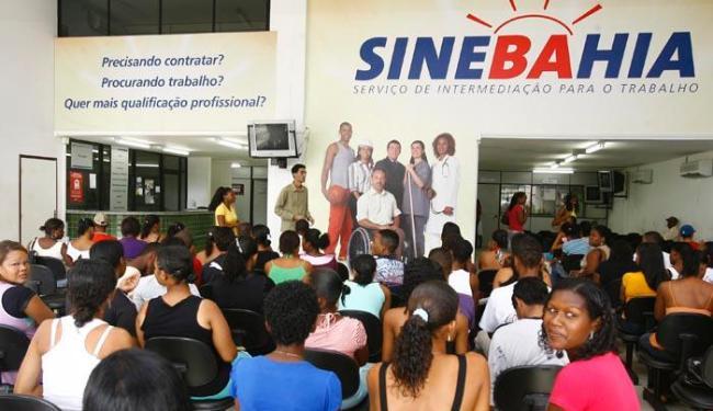 Vagas são para a capital baiana e Lauro de Freitas - Foto: Arestides Baptista | AG A TARDE