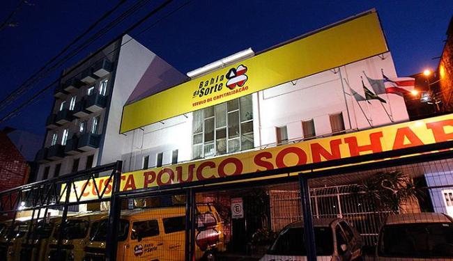Suspeitos eram ligados à empresa Bahia da Sorte, alvo de investigação da PF - Foto: Margarida Neide   Ag. A TARDE