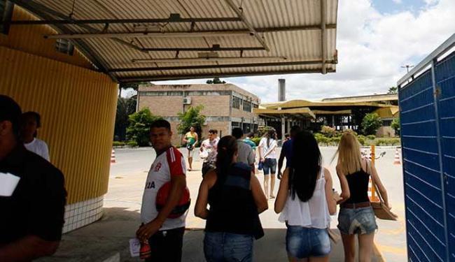 Estudantes não tiveram problemas em Feira de Santana - Foto: Luiz Tito | Ag. A TARDE