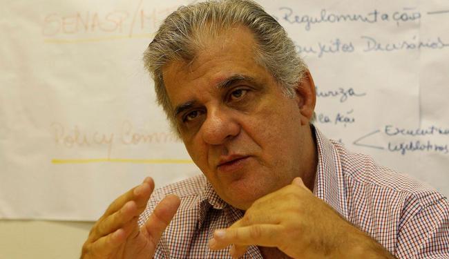 Fábio Dantas é cientista político da Universidade Federal da Bahia (Ufba) - Foto: Eduardo Martins | 27/09/2012 | Ag. A TARDE