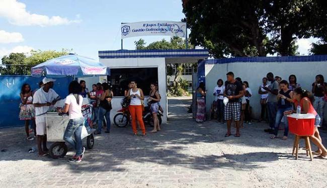 Enem movimentou estudantes de todo o Brasil; em Feira de Santana dia foi tranquilo - Foto: Luiz Tito | Ag. A TARDE
